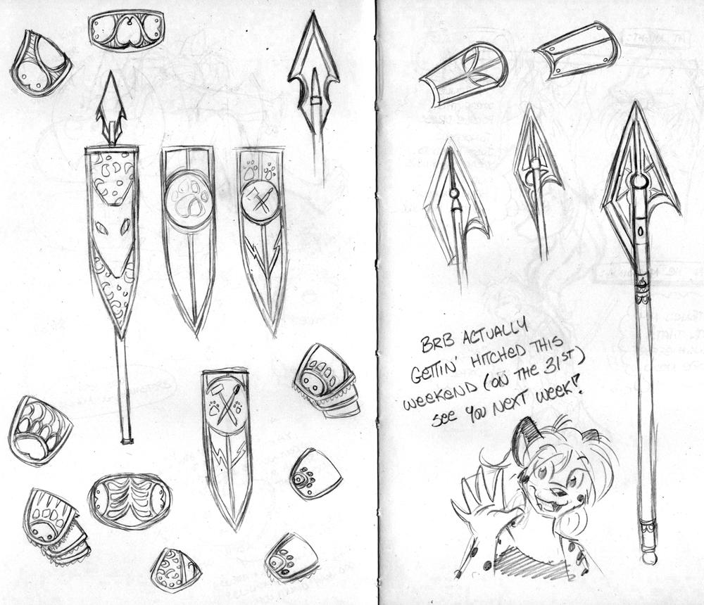 Sketchbook Intermission 8